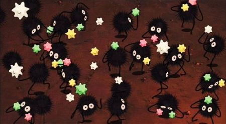 "For some reason, the term ""web workers"" reminds me of these creatures from Spirited Away"